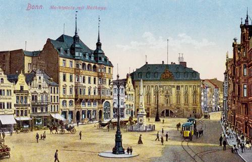 Bonn um 1900