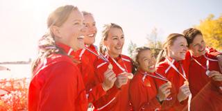 Stiftung Sport der Sparkasse in Bonn