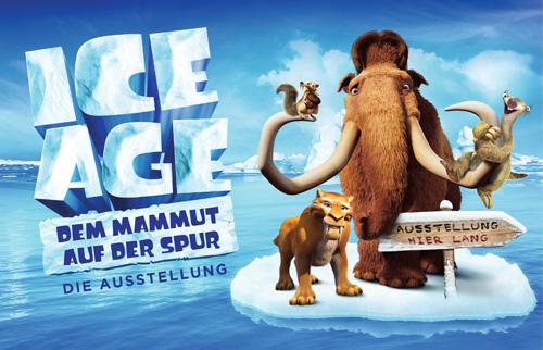 Ice Age Ausstellung