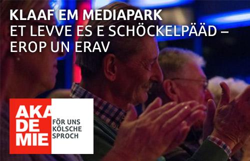 Klaaf em Mediapark