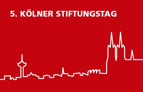 5. Kölner Stiftungstag