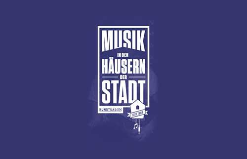 Musik in den Häusern der Stadt